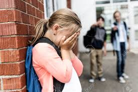 Victims of bullying in school survey